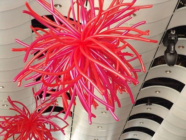 Party Balloons by Boutique De Balloon