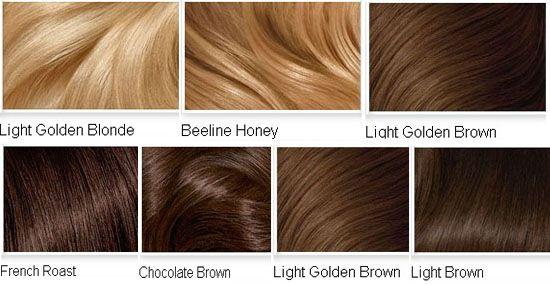 Top 2 Celebrity Sombré Hair Colors 2014 Spring: Dark Brown  best hair color chart matching medium reddish brown