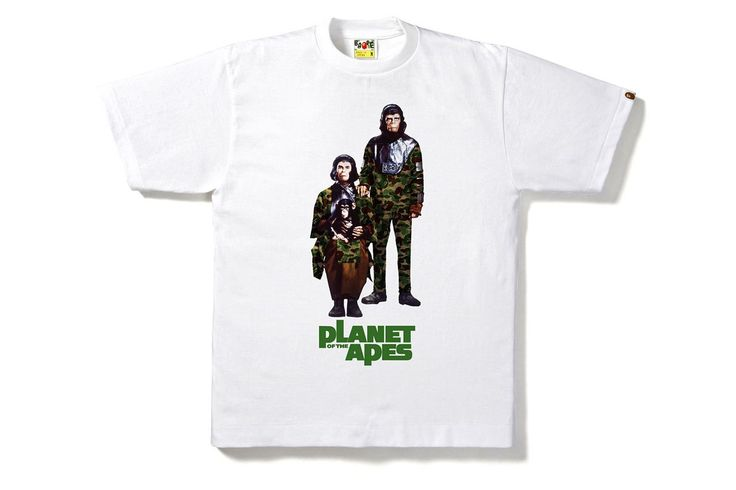 Image of Planet of the Apes x A Bathing Ape 2014 Capsule Collection