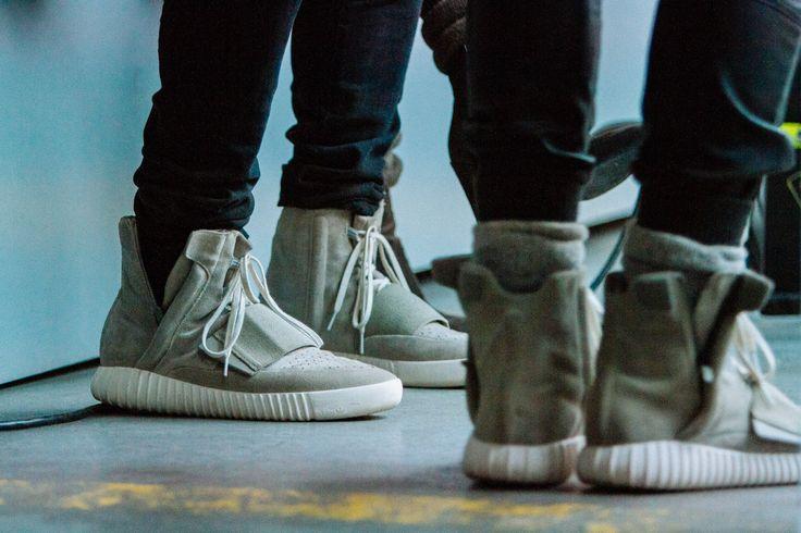 Kanye West x adidas, Yeezy Boost 750.