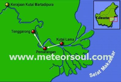 Sejarah Kerajaan Kutai Martadipura :: MeteorSoul | Kerajaan Kutai adalah kerajaan pertama berdiri di Nusantara, dilihat dari bukti sejarah ditemukan berupa prasasti. Berdiri sekitar abad ke 4 (350 M) Kerajaan Kutai ini terletak sekitar Muara Kaman, Kalimantan Timur,