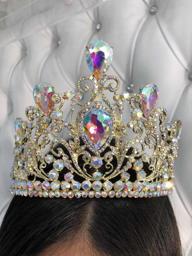 Luna Bendita Collection Princess P Jewelry Queen crown