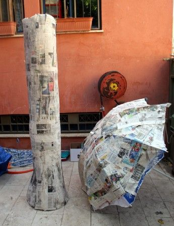 large/papermache/mushrooms - Google Search