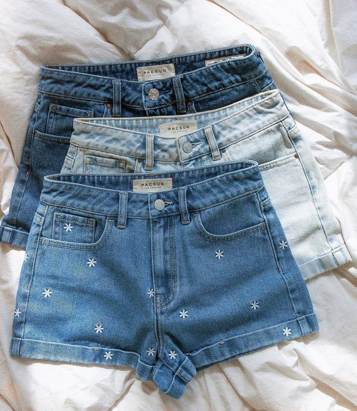 Denim shorts: find your fit   #pacdenim