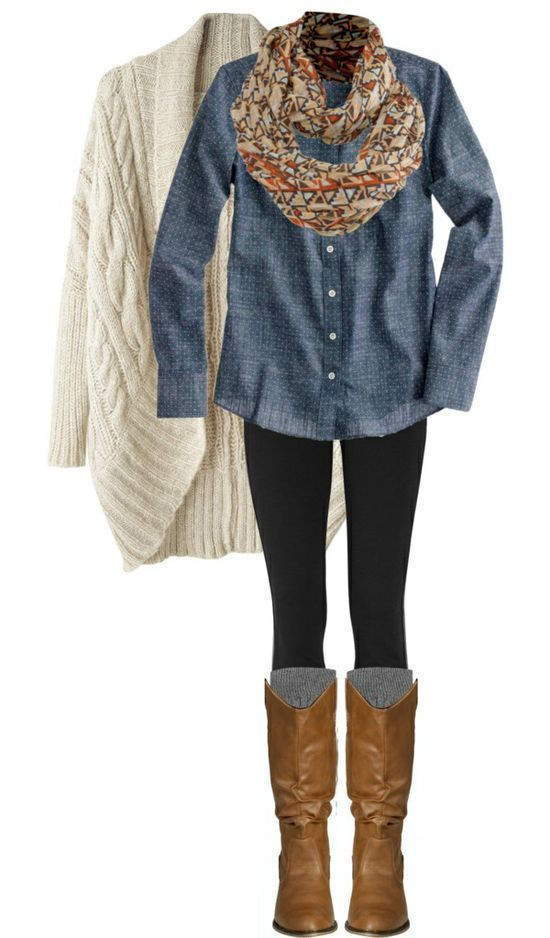 20 Cute & Casual Winter Outfits