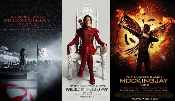 """""""The Hunger Games: Mockingjay Part 2"""" Kuasai Box Office : Film """"The Hunger Games: Mockingjay - Part 2"""" langsung mendominasi box office Amerika Utara dengan hasil penjualan tiket 101 juta dolar AS pada akhir pekan penayangan"""