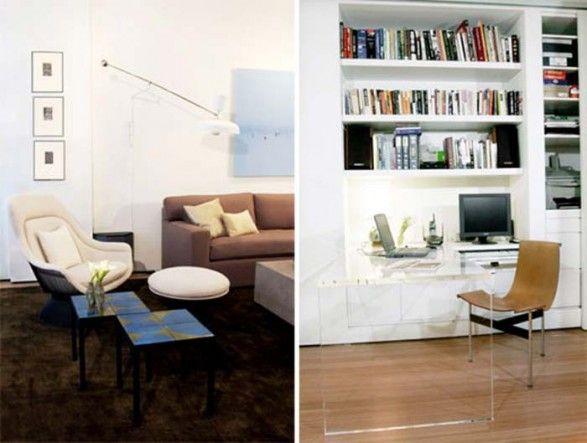 Very Small Apartment Decorating Ideas | ... Breathe Decor » Blog Archive » Decorating an apartment man-style