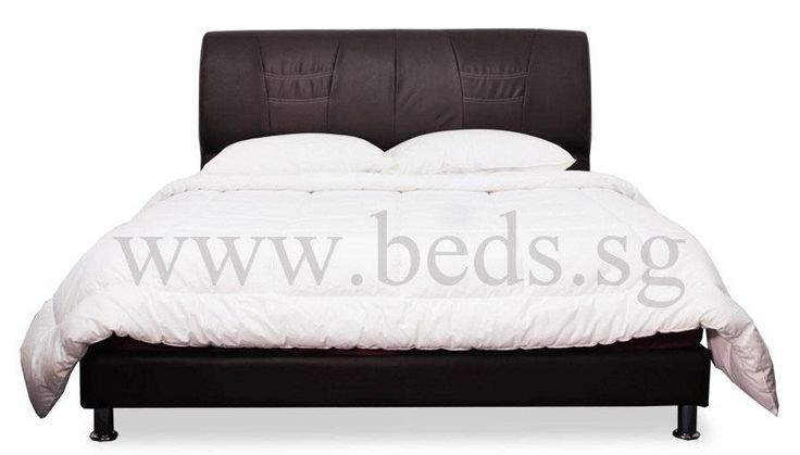 Buy Delphi Faux Leather Bed Frame Online on FortyTwo from just S$199.00 now! Next Day Delivery & 7-day Money Back Guarantee on selected…