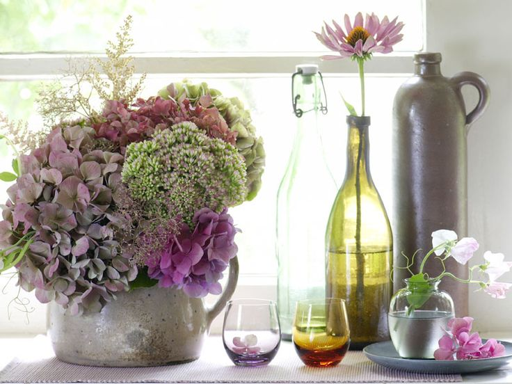 17 best ideas about hydrangea arrangements on pinterest for Vase altrosa
