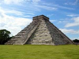 Chizen Itza, Yucatan, Mexico.