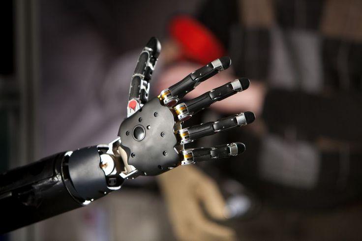 Worlds most advanced prosthetic unveiled by va secretary