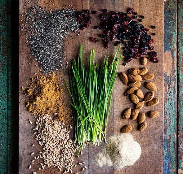 Nauti vitamiinit lautaselta ruoan muodossa