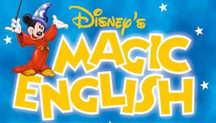 Disney's Magic English. Английский для малышей. Вcе 32 серии+бонус[2004]