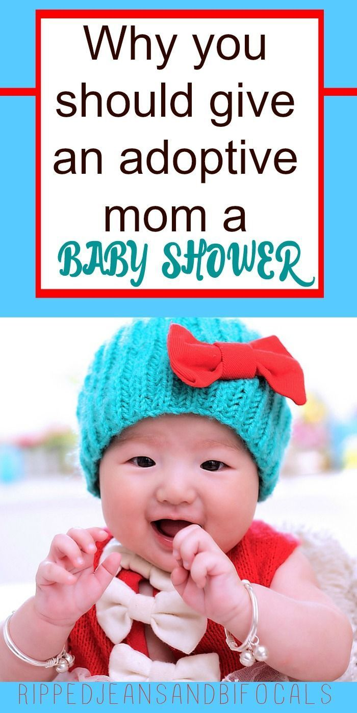 Why You Should Give An Adoptive Mom A Baby Shower Adoption Showeradoption  Partychina