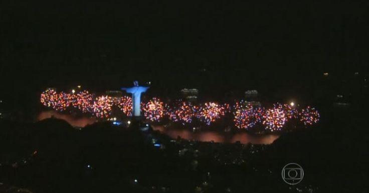 Réveillon do Rio mescla Olimpíadas, samba e fogos; veja programação