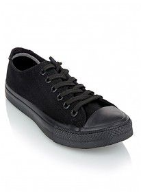 Levi's® | Basic Low Cut Sneakers Black