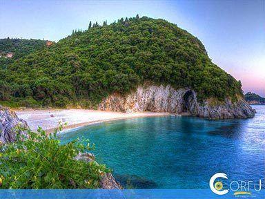 corfu best beaches