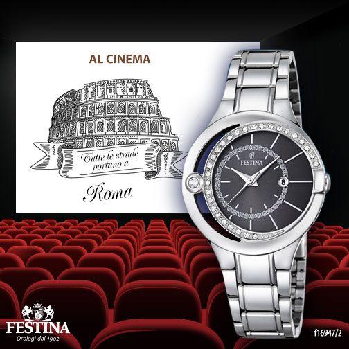 Questo giovedì sera nelle sale: Tutte le strade portano a Roma! Se non volete perdervi la coppia Sarah Jessica Parker e Raul Bova, non potete non andare al cinema!