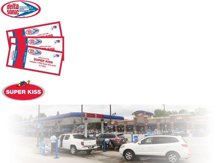Delta sonic car wash coupons