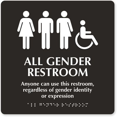 Discussion: What do you think about gender neutral toilets?