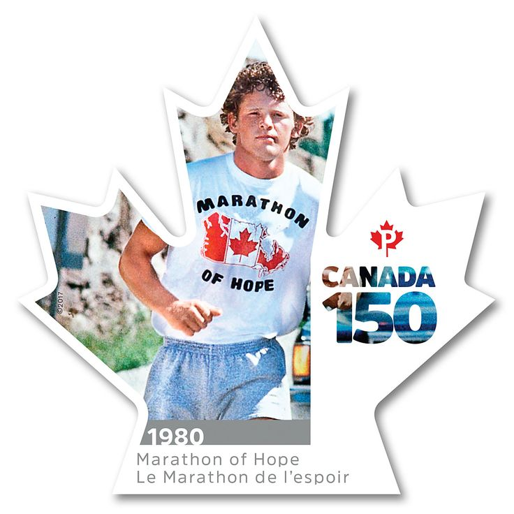 Canada Post - Canada 150: Pane of 10 stamps - Canada 150