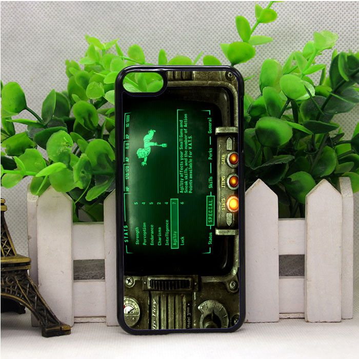 PIPBOY 3000 FALLOUT GAME 2 IPOD TOUCH 6