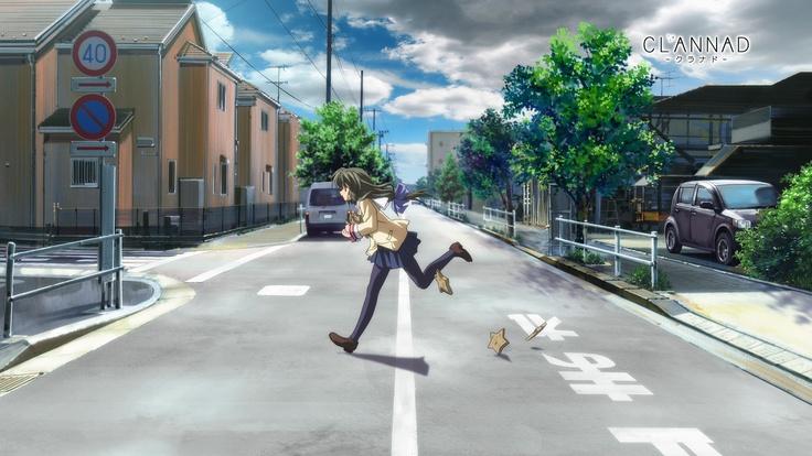 Clannad roads anime - Wallpaper (#1732549) / Wallbase.cc