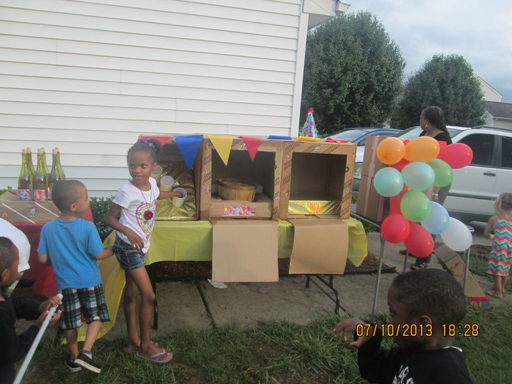 1000 Ideas About Homemade Carnival Games On Pinterest