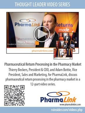 PharmaLink - Thought Leader Video Series (as seen in the 20Ways Winter 2017 Hospital & Infusion Issue).