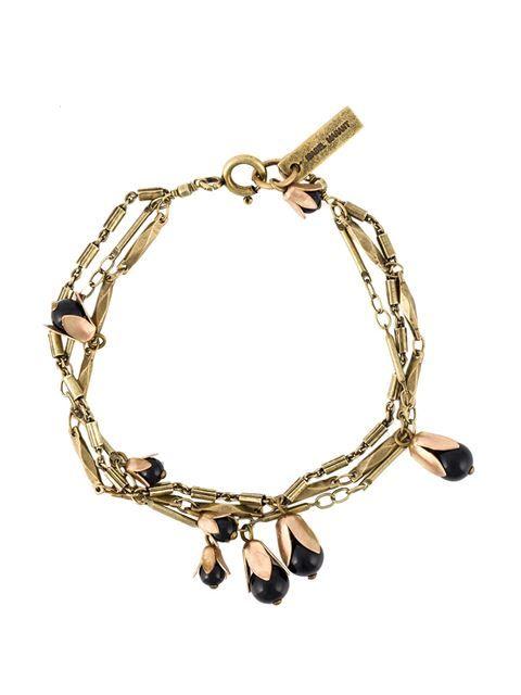 Isabel Marant chain bead bracelet