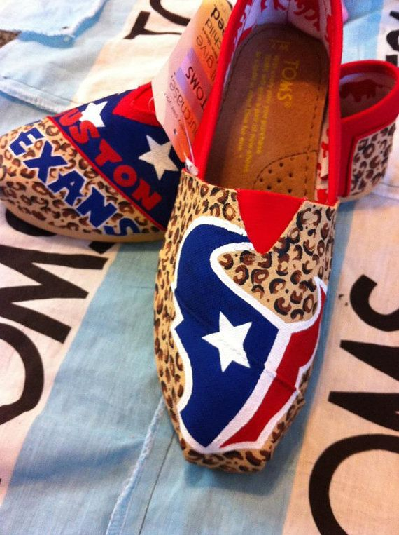 Go Texans! Texans & Leopard love!!