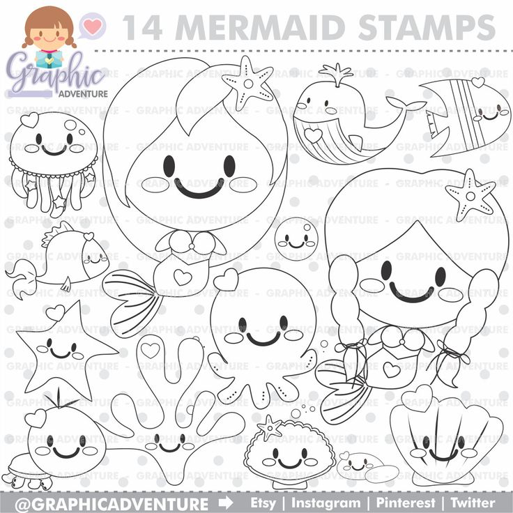 17 Best Ideas About Mermaid Coloring On Pinterest