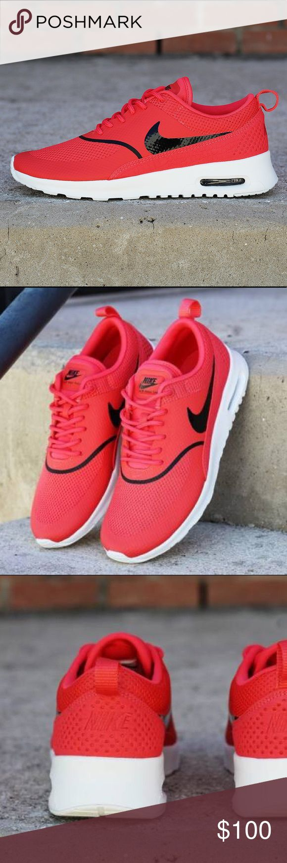 100% Hight Quality Nike Air Max 2015 Slide Slippers Red Yellow