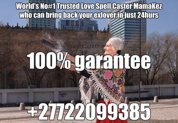 World's trusted love spell caster # mamakez +27722099385/results 24hur
