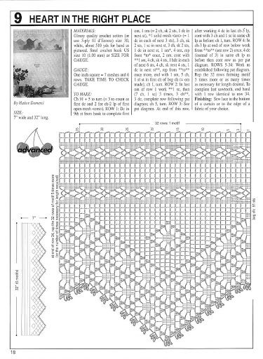 Decorative Crochet Magazines 65 - Gitte Andersen - Álbumes web de Picasa