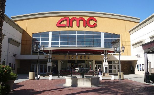 The Amc Victoria Gardens 12 Is Located In East End Of Mall Rancho Cucamonga Ca There Are Numerous Restaurants Within Wal