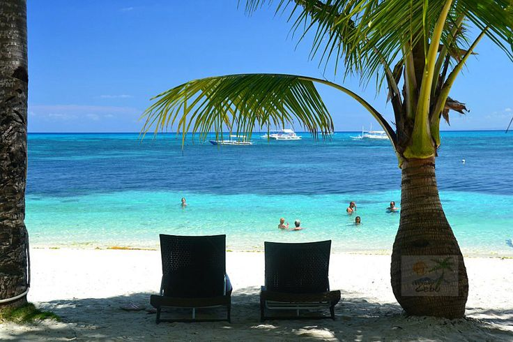 Bounty Beach Malapascua Island Cebu  #travel #cebu #Philippines #tropical #beach
