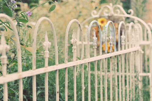 pretty fences...