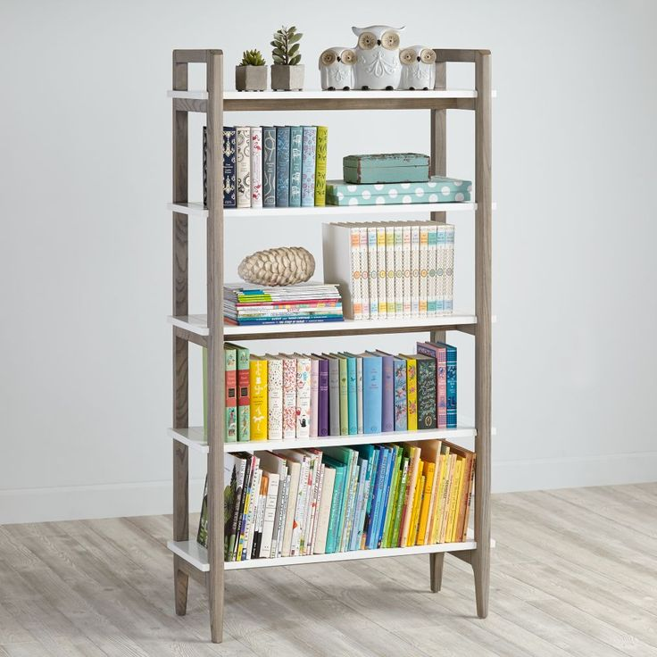 shelf dimensions bookcases bookcase wb kids basics we products shelves storage friendly way eco callouts bookshelf white bookshelves