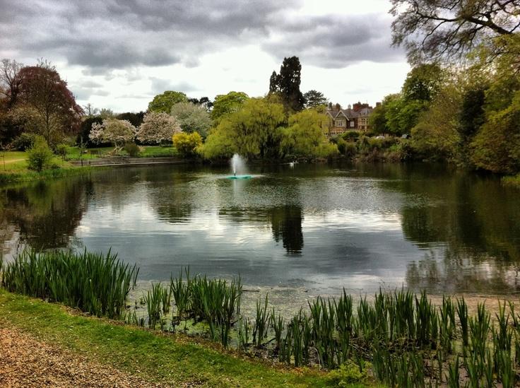 Bletchley Park Wilton Ave, Milton Keynes, England