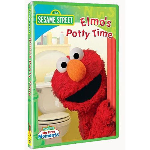 Sesame Street: Elmo's Potty Time - This is one of my kids' most requested Elmo movies, even my daughter who is already potty trained!