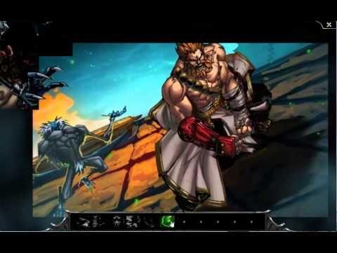 Udyr Comic español - YouTube
