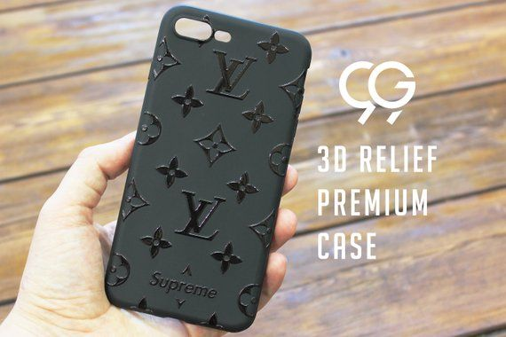 0786da043ba0 Louis Vuitton iPhone case Supreme iPhone case iPhone 8 plus case iPhone X case  iPhone 7 plus case Ga