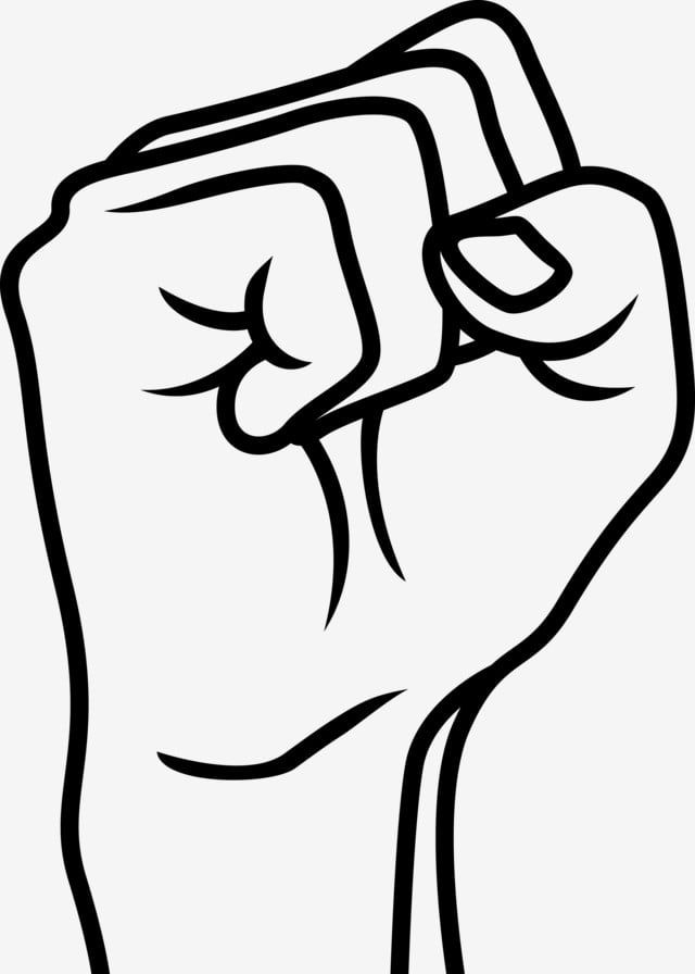 Desenho Preto E Branco Punho Decoracao Vector Transparente Png Punho Clipart Cor Decorativo Imagem Png E Vetor Para Download Gratuito Meaningful Drawings Hand Fist Hippie Drawing