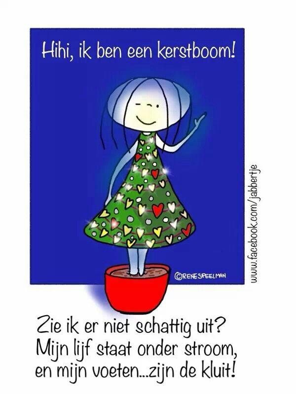 'Kerstboom' - Jabbertje