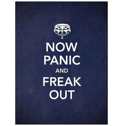 Panic.Mantra, Panic, Life Lessons, My Life, Funny Quotes, Keep Calm, Dr. Who, Freak Funny, So Funny