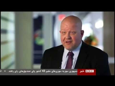 """""""Afghan Proverbs author Edward Zellem."""" BBC Persian interview on YouTube. BBC Persian reporter Hadi Nili. (May 29, 2014)."""