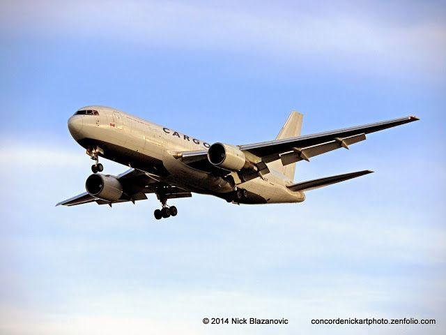 ConcordeNick ArtPhoto: Cargojet Boeing B-767-200F