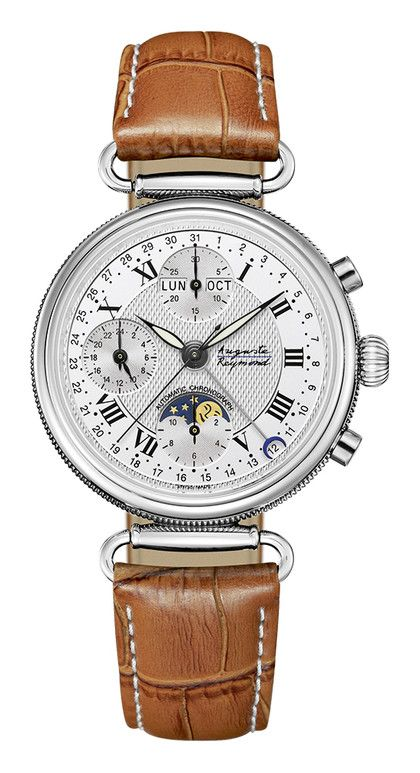 AUGUSTE REYMOND All Jazz Age Chronograph Moonphase models #watches