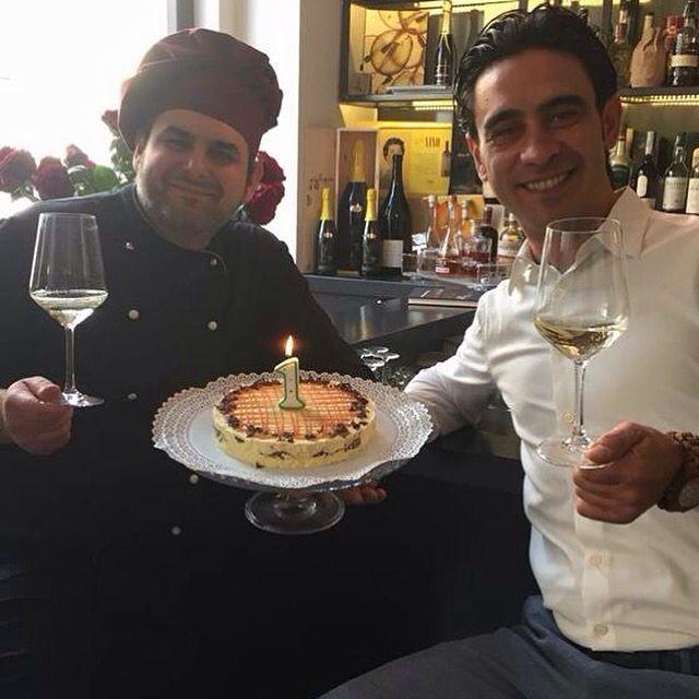 Festeggiamo il nostro primo compleanno!!!  Un anno straordinario! www.gliortidelbelvedere.it  Telefono 02-49781425